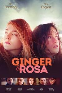 Ginger & Rosa as Mark