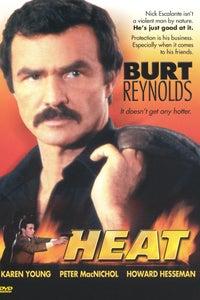 Heat as Cyrus Kinnick