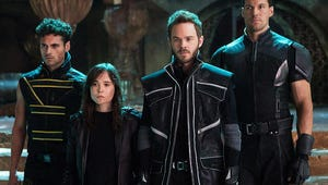 Box Office: X-Men Dominates Holiday Weekend
