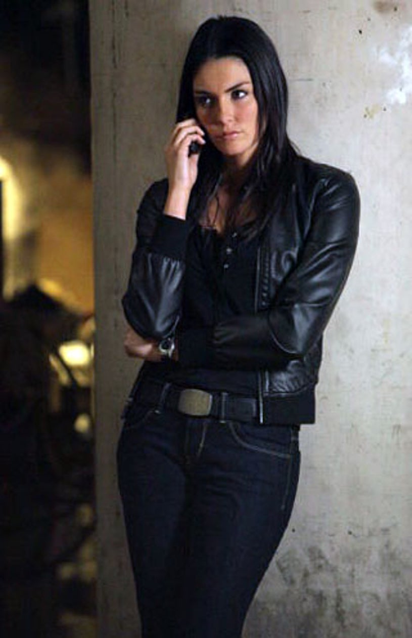 """The Event - Season 1 - """"For The Good Of Our Country"""" - Taylor Cole as Vicky Roberts"""