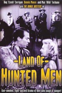 Land of Hunted Men as Dad Oliver