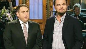 SNL: Jonah Hill Hosts, Leonardo DiCaprio Stops By