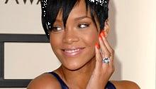 Rihanna Goes from Smash Success to Smashed Car