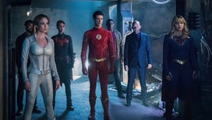 The Next Arrowverse Crossover Will Be a Two-Hour Event