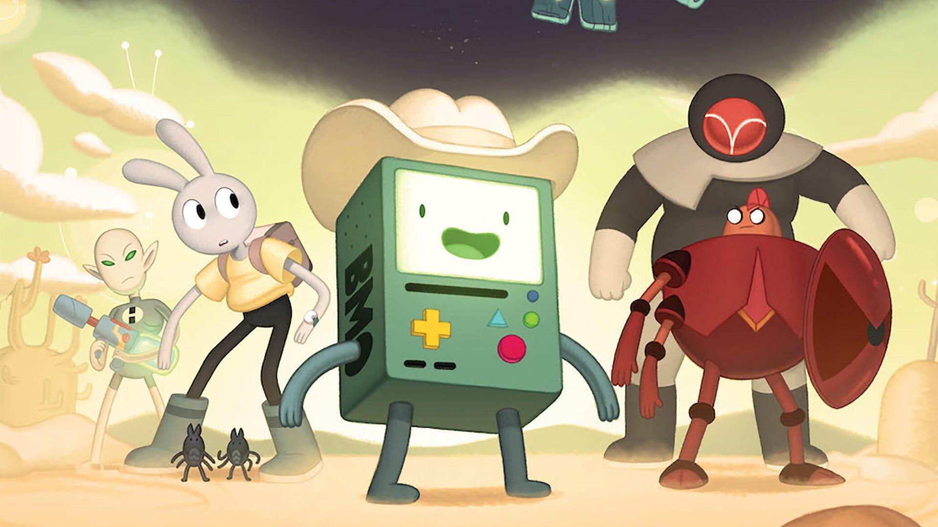 Adventure Time: Distant Lands-BMO