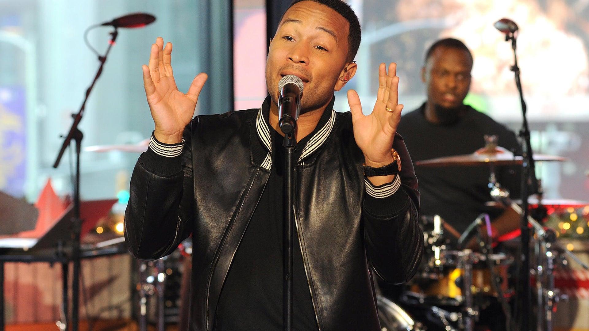 John Legend, Good Morning America