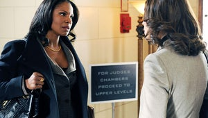The Good Wife First Look: Audra McDonald Battles Alicia! Plus: Who Is the New Kalinda?