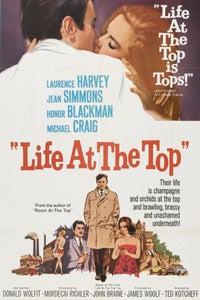 Life at the Top as Joe Lampton