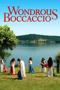 Wondrous Boccaccio as Giovanna