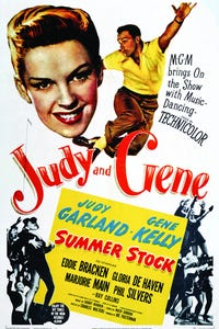 Summer Stock as Jane Falbury