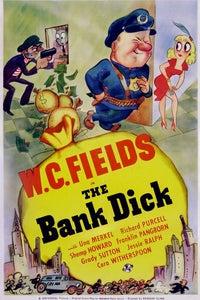 The Bank Dick as Mr. Skinner