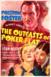The Outcasts of Poker Flat as John Oakhurst