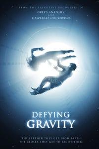 Defying Gravity as Jen Crane