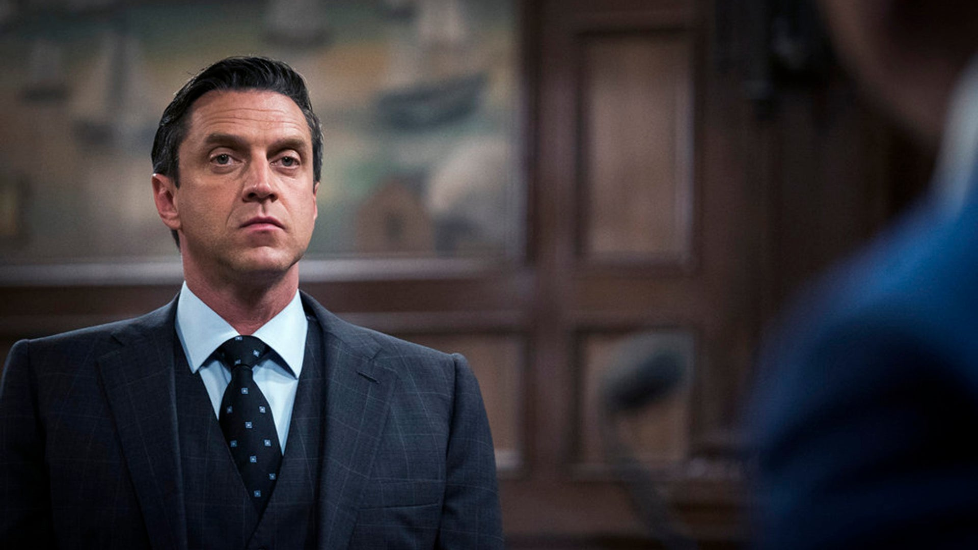   Raul Esparza, Law & Order: SVU