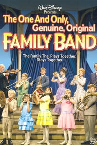 The One and Only, Genuine, Original Family Band as Sidney Bower