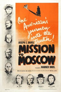 Mission to Moscow as Dr. Schmitt