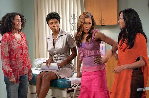 Girlfriends - Persia White, Tracy Ellis Ross, Jill Marie Jones and Golden Brooks