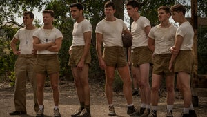 The First Photos from Hulu's Catch-22 Are an Unexpected Thirst Trap