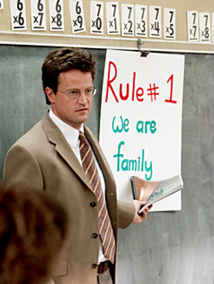 The Ron Clark Story - Matthew Perry