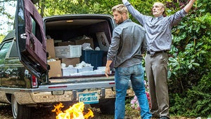 Under the Dome Exclusive First Look: Is Big Jim Slinging Drugs?