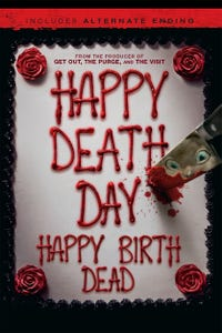 Happy Death Day as Becky