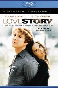 Love Story as Oliver Barrett III