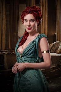 Jaime Murray as Nadia Sobell