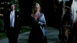 The Vampire Diaries' Candice King Reveals Which Iconic Klaroline Scene Was Terrifying to Film