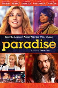 Paradise as Mrs. Mannerhelm