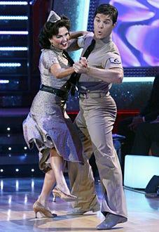 Dancing with the Stars - Season 5 - Jonathan Roberts, Marie Osmond