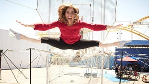 A Day Out With Rizzoli & Isles Star Sasha Alexander