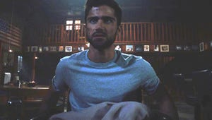 Exclusive Under the Dome Sneak Peek: Why Is Hunter on a Suicide Mission?