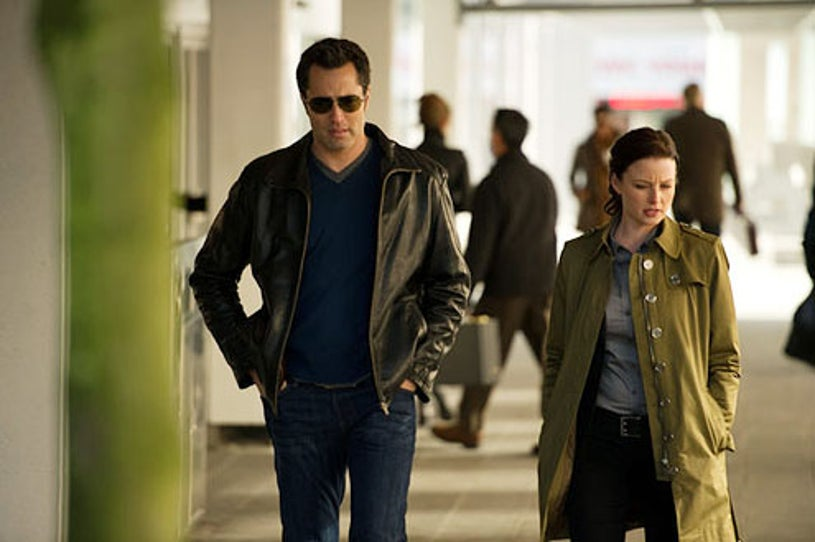 """Continuum - Season 1 - """"Fast Times"""" - Victor Webster and Rachel Nichols"""