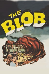 The Blob as Officer Ritchie