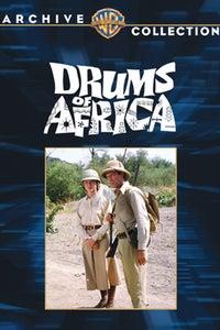 Drums of Africa as Kasongo