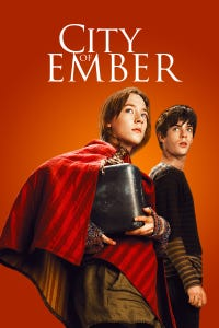 City of Ember as Doon Harrow