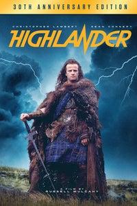 Highlander as Kurgan