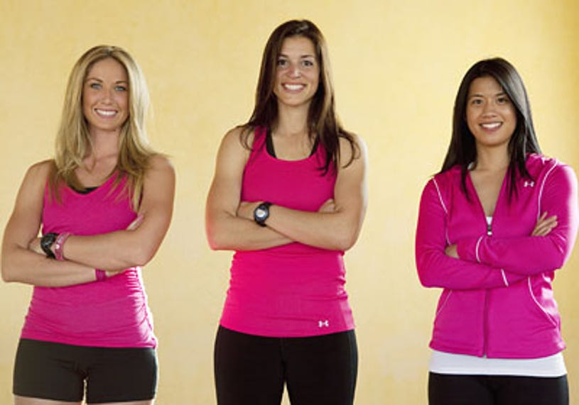 Expedition Impossible - Season 1 - Brittany Smith, Natalie Smith and Christina Chin