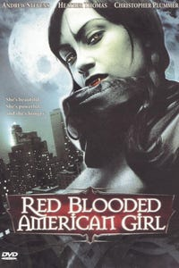 Red Blooded American Girl as Rebecca Murin