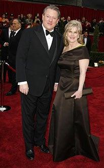 Al Gore and Tipper Gore - Academy Awards, Feb. 2007