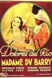 Madame Du Barry as Duke D'Aiguillon