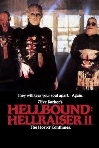 Hellbound: Hellraiser II as Larry Cotton