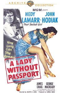 A Lady Without Passport as Marianne Lorress