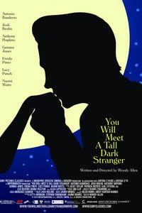 You Will Meet a Tall Dark Stranger as Greg Clemente