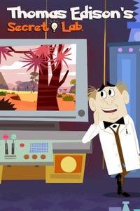Thomas Edison's Secret Lab as Thomas Edison
