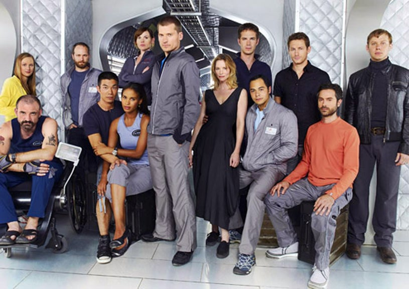Virtuality - Kerry Bishe, Ritchie Coster, Eric Jensen, Nelson Lee, Joy Bryant, Clea Duvall, Nikolaj Coster-Waldau, Sienna Guillory, James D'Arcy, Jose Pablo Cantillo, Gene Farber, Omar Metwally and Jimmi Simpson