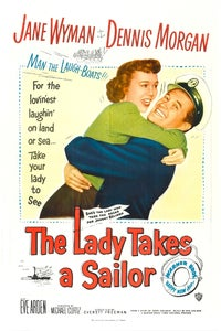 The Lady Takes a Sailor as John Tyson