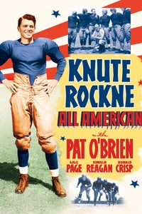 Knute Rockne---All American as Boy Captain