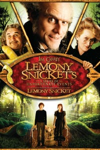 Lemony Snicket's A Series of Unfortunate Events as Aunt Josephine
