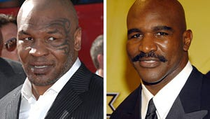 Mike Tyson, Evander Holyfield to Reunite on Oprah